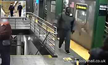 NYPD will return 120 officers to patrol subway stations in response to alarming spate of attacks