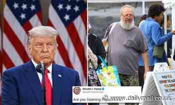 Donald Trump tweets bizarre rants by ex-fugitive Randy Quaid