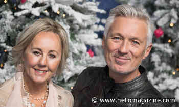 Martin Kemp's wife Shirlie sparks second wedding rumours with bridal gown post