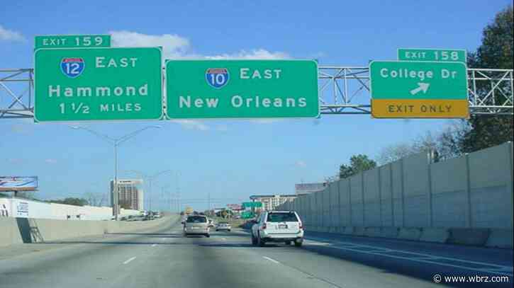 State leaders detail plans for initial phase of I-10 widening project in Baton Rouge