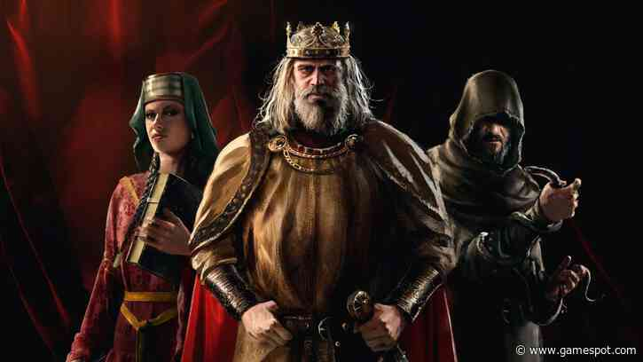 Crusader Kings 3's Latest Patch Lets You Create Your Own Ruler
