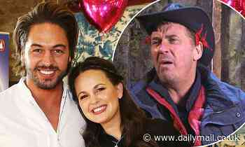 EXC Mario Falcone weighs in on sister Giovanna Fletcher's I'm A Celeb stint