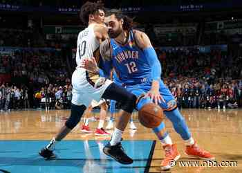 Five things to know about Pelicans center Steven Adams