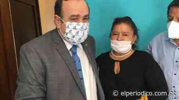 MP busca investigar alcaldesa de San Martín Zapotitlán - elPeriódico (Guatemala)