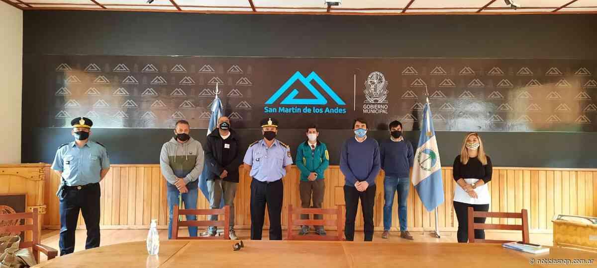 San Martín de los Andes: Organismos de provincia y municipio coordinan controles preventivos - Noticias NQN