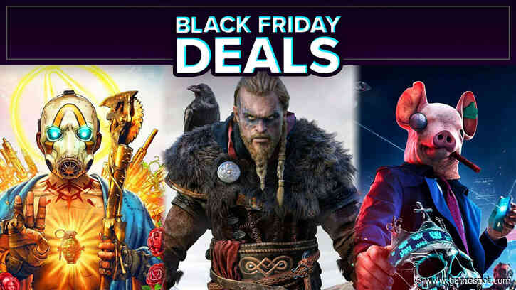 Best Black Friday 2020 Deals On Games With Free PS5 Upgrades