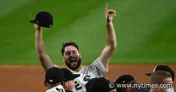 Lucas Giolito's No-Hitter Is a Triumph for a Rebuilt Pitcher
