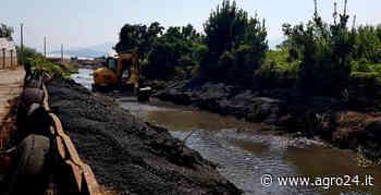 Scafati. Partono i lavori di dragaggio del Rio Sguazzatorio - Agro24