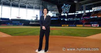 Kim Ng Introduced as General Manager of Miami Marlins
