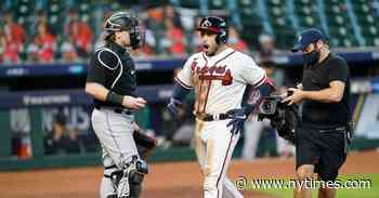 NLDS: Atlanta's Travis d'Arnaud, Long an October Footnote, Gets His Moment