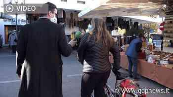 La voce della gente al mercato di Pieve di Soligo: gestione dell'emergenza, vacanze di Natale e crisi economica - Qdpnews