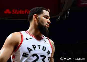 Raptors Re-Sign VanVleet