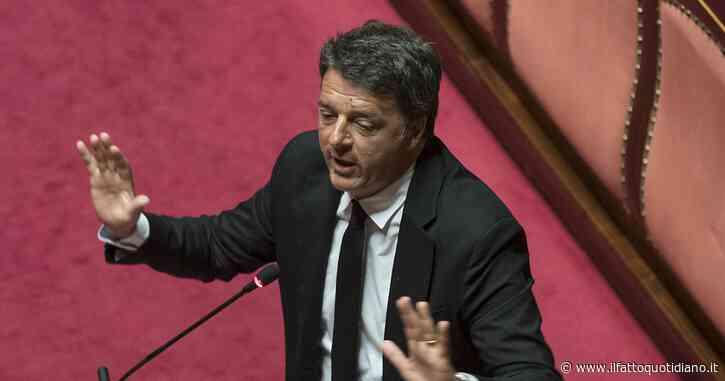 """Matteo Renzi vuole spostare l'indagine sulla fondazione Open: """"A Roma, Pistoia o Velletri. La competenza non è della procura di Firenze"""""""
