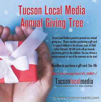 Tucson Local Media Annual Giving Tree