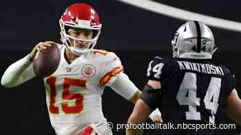 Patrick Mahomes becomes the clear MVP favorite