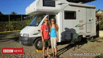 Van life: Durham couple's six years on the road (and counting)