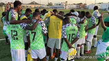 Flying Eagles now begin U20 AFCON qualifiers Dec 6 vs Cote d'Ivoire - SCORE NIGERIA