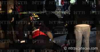 Asesinan a dos hombres en barrio Santa Rita; hay dos más heridos - NTR Zacatecas .com