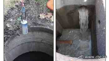 City staff find 2 leaks losing nearly half a million litres of drinking water per day