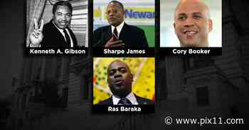The legacy of Newark's 5 Black mayors in 5 decades - WPIX 11 New York