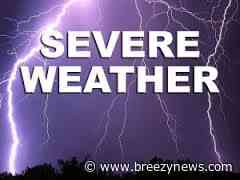 Storms possible across South on eve of Thanksgiving
