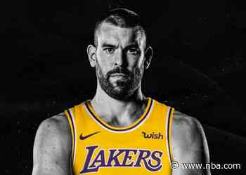 Lakers Sign Marc Gasol