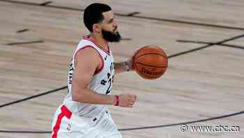 VanVleet can finally exhale after signing multi-year contract with Raptors
