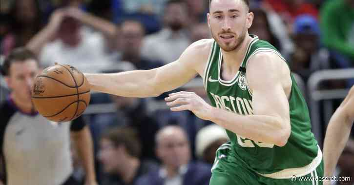 Gordon Hayward's sweet new deal with Charlotte is a head-scratcher