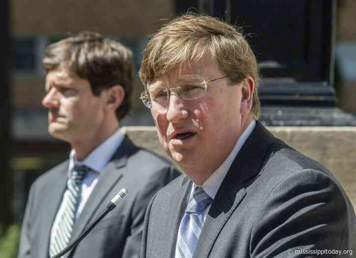 Gov. Tate Reeves has resisted statewide mask mandate despite warnings from health officials and alarming COVID-19 trends