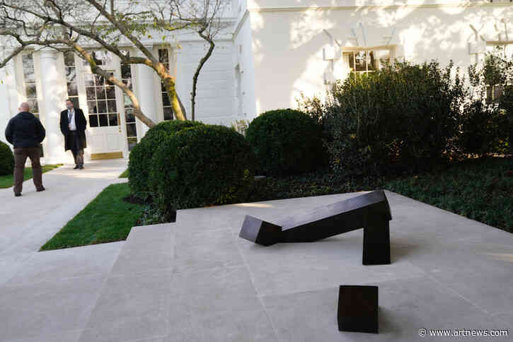 Isamu Noguchi's American Story: How a Small Sculpture Made a Big Impact at the White House