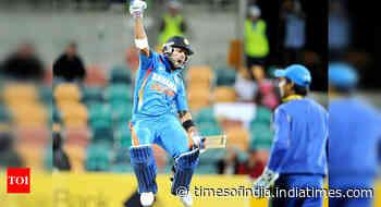 India in Australia recap: Virat Kohli's chasing masterclass at Hobart in 2012 - Times of India