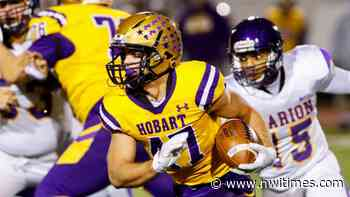 Hobart prepares for smashmouth showdown with Roncalli in Class 4A state final - The Times of Northwest Indiana