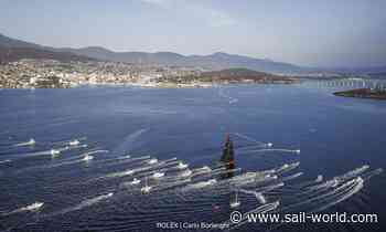There's a place called Hobart - Sail World