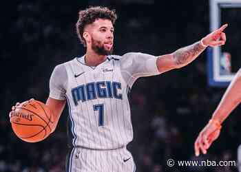 Orlando Magic Re-Sign Michael Carter-Williams