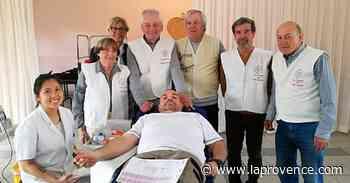 La Penne-sur-Huveaune : aujourd'hui, allez donner votre sang - La Provence