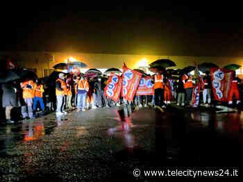 Giovedì 26 novembre sciopero al magazzino Maxi Di a Spinetta Marengo - Telecity News 24