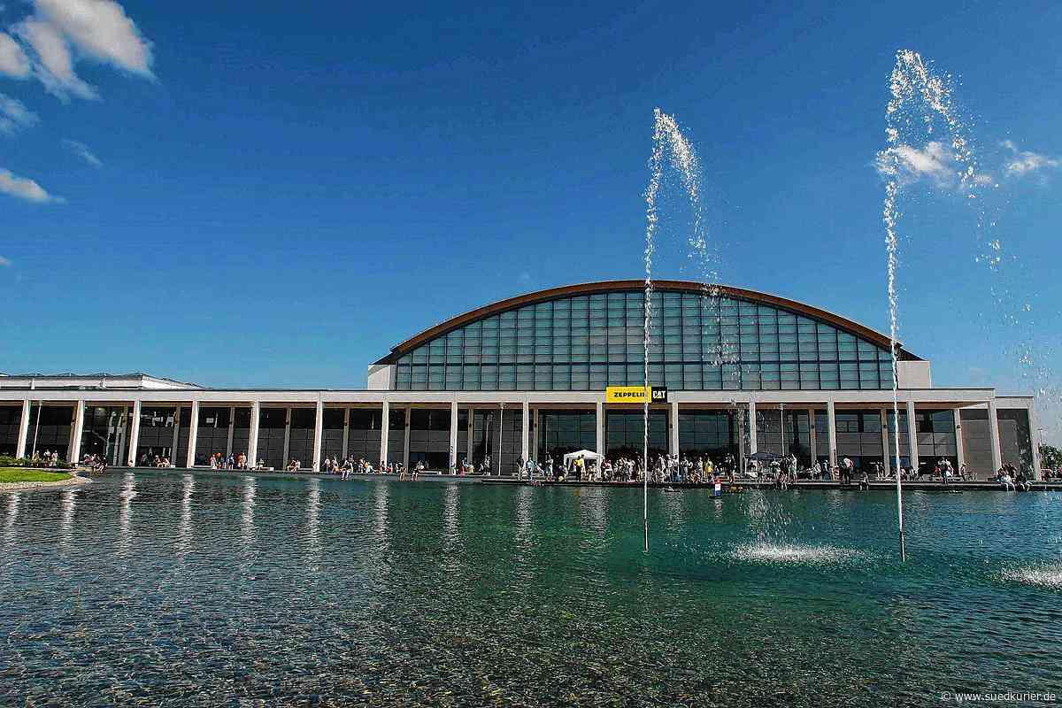 Friedrichshafen: Sieben Millionen Euro: Stadt hilft Messe Friedrichshafen aus der finanziellen Corona-Misere - SÜDKURIER Online