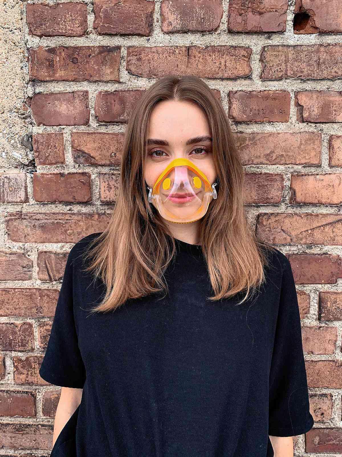 Friedrichshafen: Ehemalige ZU-Studentin entwickelt seit zwei Jahren eine Atemmaske: Wie kam sie vor Corona auf die Idee? - SÜDKURIER Online