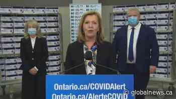Coronavirus: Abbott ID NOW rapid tests to be used in outbreak investigations in Toronto and Peel regions