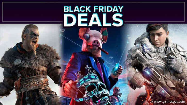 Best Black Friday Game Deals With Free Xbox Series X Upgrades