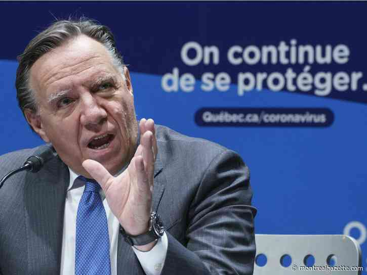 Coronavirus live updates: Limit yourself to two – not four – holiday gatherings, Legault says