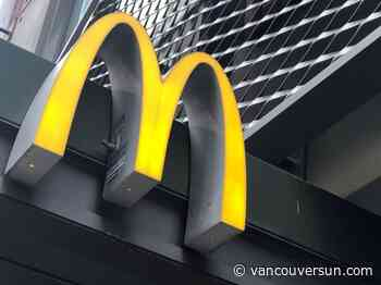 COVID-19: McDonald's in Coquitlam reopens after it closed due to virus