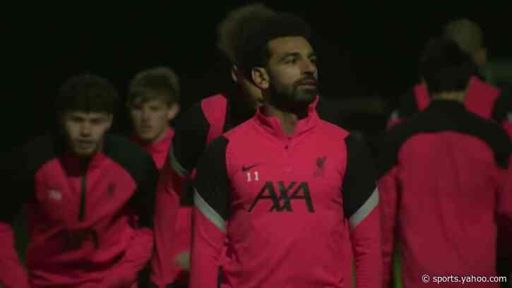 Liverpool's Salah available for Atalanta match