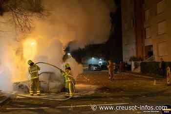 CHALON SUR SAONE : Les pompiers et les policiers victimes d'un guet-apens - Creusot-infos.com