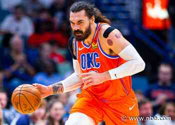 New Orleans Pelicans and Steven Adams agree to contract extension
