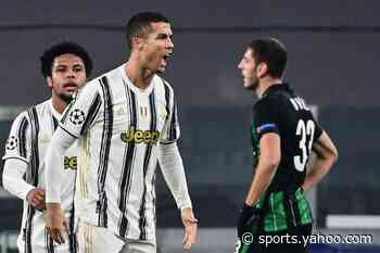 Cristiano Ronaldo gets the last laugh after Ferencvaros player trolls his goal celebration (video)
