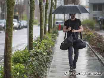 Vancouver Weather: Wind alert issued for Lower Mainland