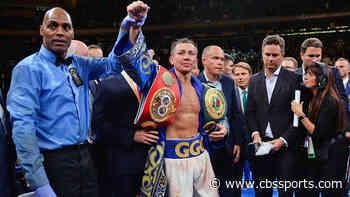 Gennadiy Golovkin next fight: 'GGG' to defend middleweight title vs. Kamil Szeremeta in December