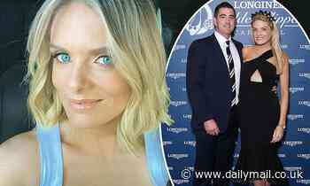 Erin Molan praises her 'very supportive' - and rarely seen - fiancé Sean Ogilvy after split rumours