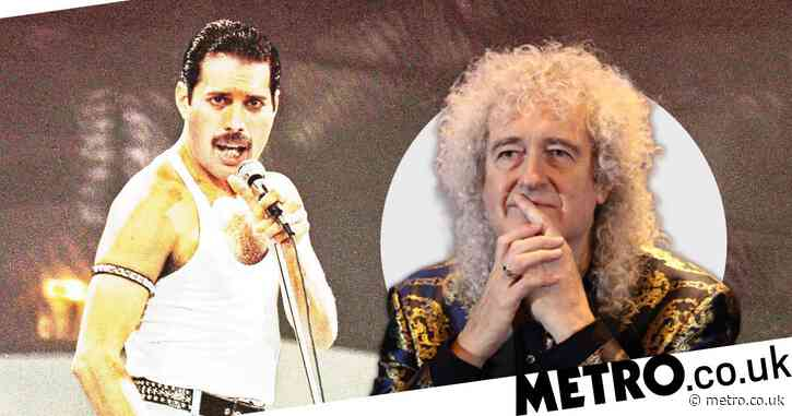 Queen's Brian May pays tribute to Freddie Mercury on 29th anniversary of his death: 'Missing you'